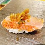 和幸寿司 - 金目鯛
