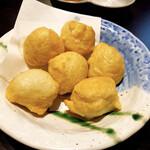 伊都の栞 - 糸島豆腐とすり身のふんわり揚げ