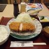 かつ庄 - 料理写真:ロースかつ定食
