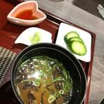 福福茶屋 - いか丼1280円