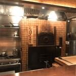 135599507 - 厨房の窯