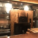 FUKUTATEI - 厨房の窯