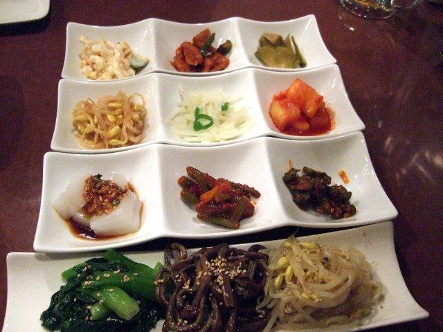 韓国家庭料理 我が家