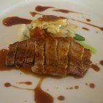 1356145 - 熟成豚肉のロースト