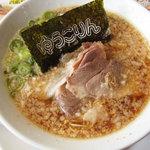 イベリコラーメン 小倉優子 - 背脂醤油