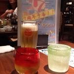 沖縄料理 うりずん食堂 - ドリンク写真: