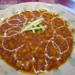 インディアン・レストラン ロタ - ランチ☆豆カレー♪