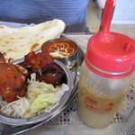 インディアン・レストラン ロタ - ビジネスランチのタンドリー☆不思議なタレ♪♪
