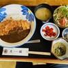 吉膳 - 料理写真:カツカレー