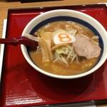 8番らーめん - 小さな野菜らーめん味噌561円