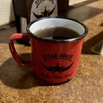 ビリー・ザ・キッド - コーヒー