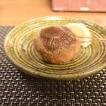 Hagakuretei - 芝海老椎茸