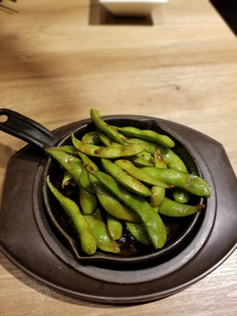 鉄板酒場 茶ばな 中目黒店の料理の写真