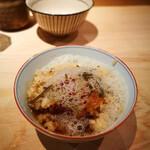 135603596 - こんぶとろご飯の炊き込みご飯Ver.
