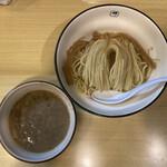 麺や輝 - つけ麺(並) 850円