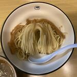 麺や輝 - つけ麺(並) 850円 (冷盛)