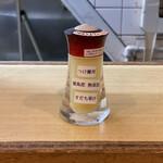 麺や輝 - つけ麺用 徳島産 無添加すだち果汁