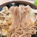 赤城高原サービスエリア(下り線) - 柔らかな麺も好き♫