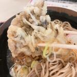 赤城高原サービスエリア(下り線) - 大きめの舞茸天ぷら