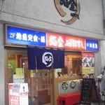 鮨金 - 外観