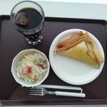 鮫洲運転免許試験場 食堂 - A定食