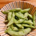 香魚 - 枝豆