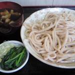 不動 - 肉汁うどん(柳久保小麦 地粉)