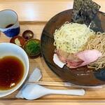 135620064 - つけ麺(しょうゆ味) 1800円