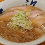 五福星 - 肉そば 950円