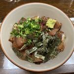 135625521 - りゅうきゅう丼定食 ¥1100