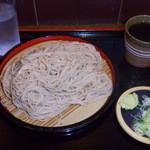天ぷらそば ふくろう - 旧:もりそば大盛です