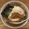 ちかみちらーめん - 料理写真:「極」煮干しらーめん 900円のダブル(麺2倍 +200円)(2020年8月)