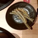 Unagiyondaimekikukawa - 骨煎餅