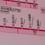ぶんぶん - 路線図。