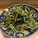 旬彩小料理 満まる - 海藻サラダ