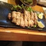 旬彩小料理 満まる - 山賊焼き