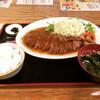 青森軒 - 料理写真:サーロインステーキ定食 ¥2,000-