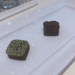 STAR JEWELRY CAFE & Chocolatier - ♦︎ボンボンショコラ ¥550