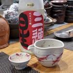 ぼちぼち -  三連星 夏の純米大吟醸 無濾過生原酒 渡船六号50磨き 限定品