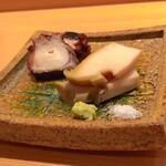 Sakai - 福岡の鮑、蛸