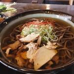 そば処 ヤマモ - 料理写真:
