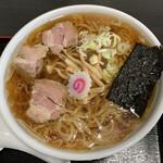 麺や貴伝 - 料理写真:冷たい中華麺 850円