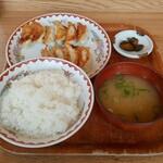 小洞天 - 料理写真:セット(500円)