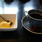 あきもと - デザート コーヒー
