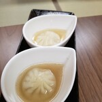 花梨亭 - 料理写真:小籠包