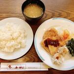 オータニレストラン - 料理写真:日替わりランチ