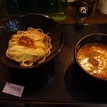 飯能つけ麺 - 料理写真:つけ麺 辛うま