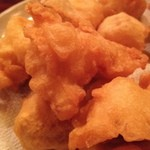 糸満屋 - 魚の天ぷら