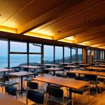 比叡山峰道レストラン - 内観
