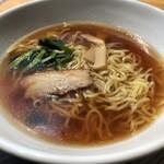 湯けむり - 料理写真:醤油ラーメン